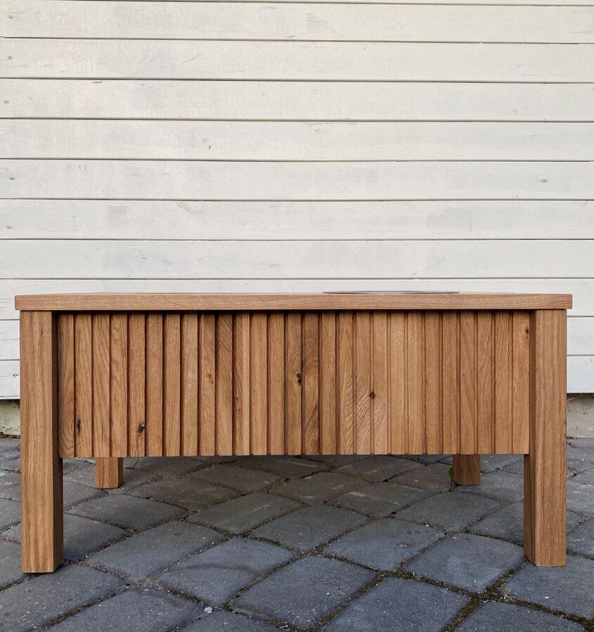 Lielais galds suņiem - DogeeBox